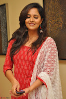 Anusuya in Red at Kalamandir Foundation 7th anniversary Celebrations ~  Actress Galleries 018.JPG