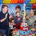 Pais realiza aniversário de filho, João Antonio, 5 anos de idade