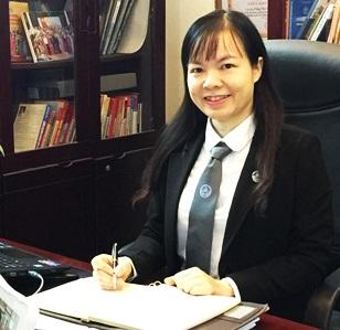 Luật sư PHẠM THỊ BÍCH HẢO - Hội luật gia Hà Nội