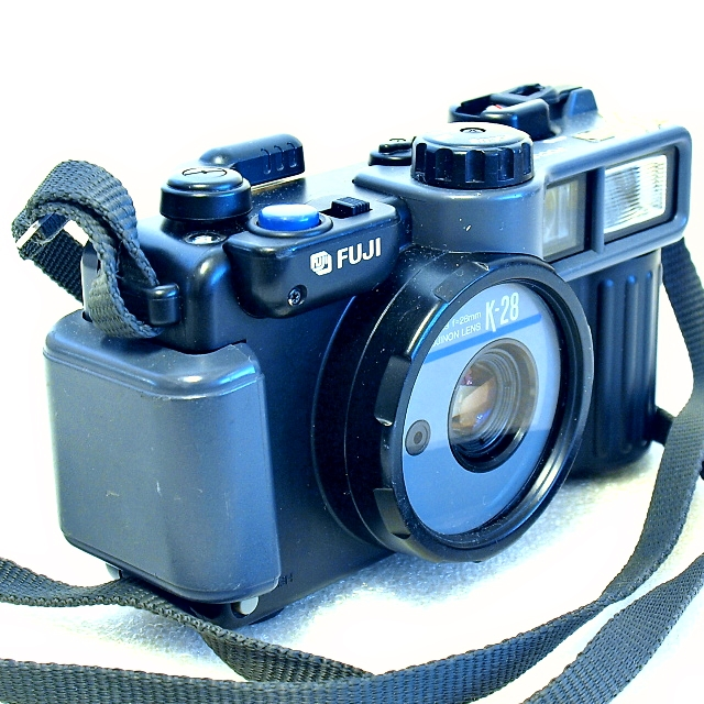 Film Camera Review: Fuji K-28