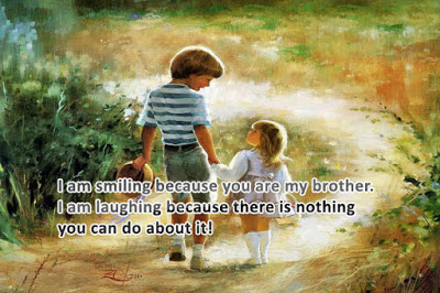 love messages with quotes for brother and sister in law