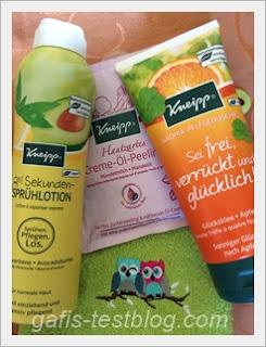 Frühjahrsneuheiten von Kneipp