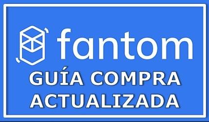 Comprar y Guardar en Wallet Criptomoneda Fantom (FTM)