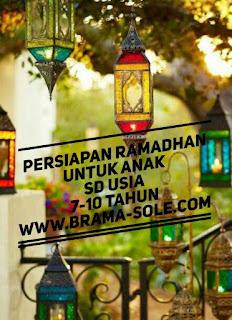 Persiapan Ramadhan Untuk Anak SD Usia 7-10 Tahun