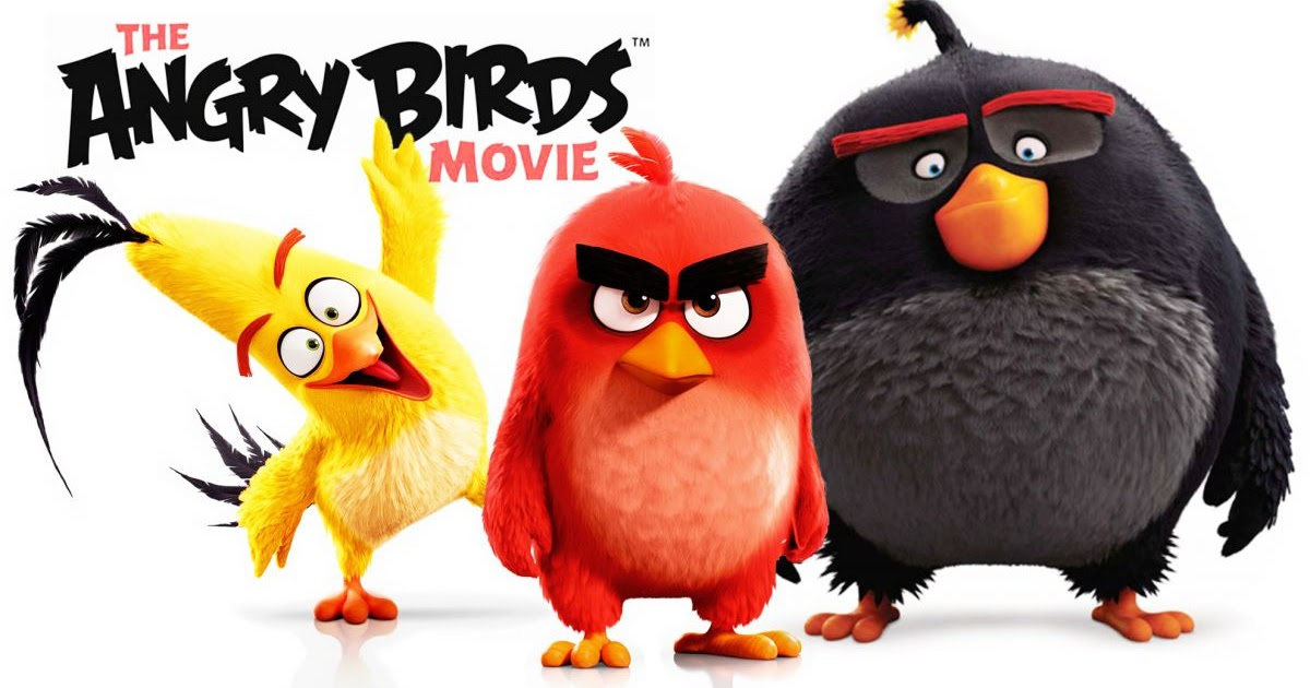 Novo Trailer De Angry Birds: Confira O Novo Trailer Legendado De ''Angry Birds