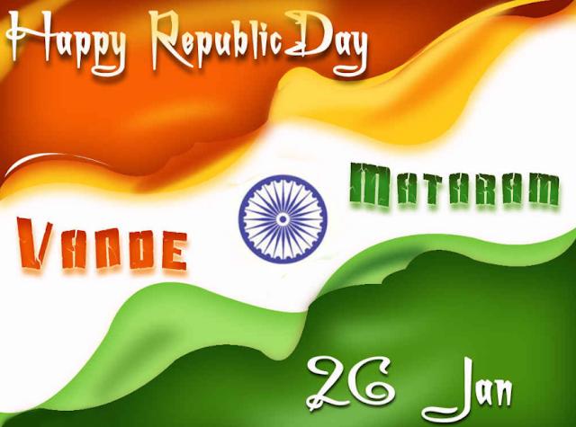 Happy Republic day HD Photo
