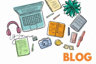 ilustração blog