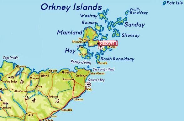 Los aeropuertos mas cercanos del mundo son los de Papa Westray y Westray, en aguas escosesas