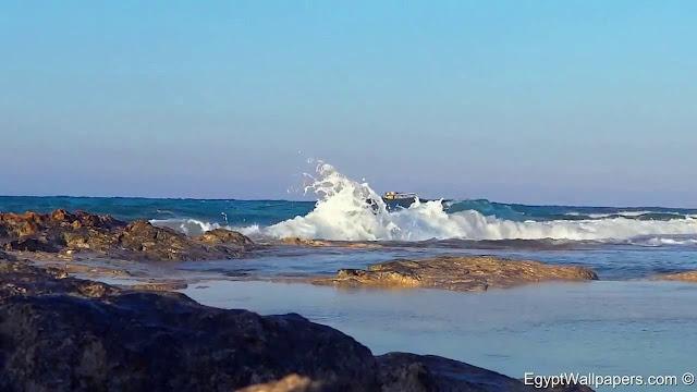 Al Gharam Beach