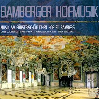 Bamberger Hofmusik (Musik am fürstbischöflichen Hof zu Bamberg)