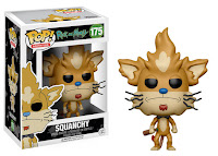 Funko Pop! Squanchy