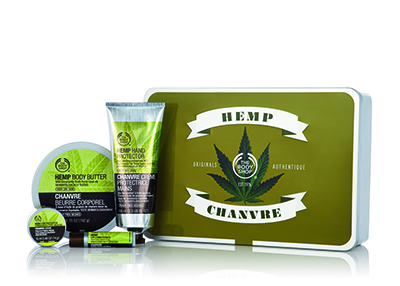 The Body Shop Father's Day Gift Idea ~ #Giveaway Hemp Head-to-Toe Body Care Kit