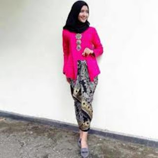 kebaya kutu baru hijab