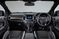 Ford Ranger Raptor Double Cab (2019) Dashboard