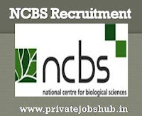 NCBS Recruitment