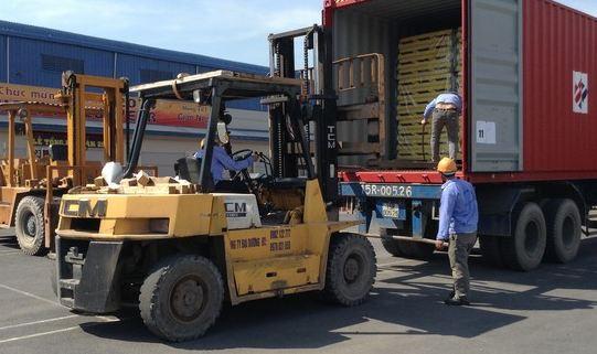 công ty chuyển hàng đi Singapore uy tín