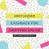 Zwrot pieniędzy za zakupy w internecie #cashback #zmniejszkoszty