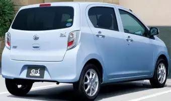 Daihatsu Mira X 2016 price, specifications, overview