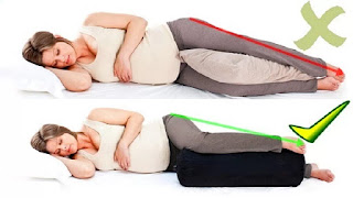 You Must Know Of 6 Types of Sleep Positions that are Dangerous for Pregnant Women - Healthy T1ps