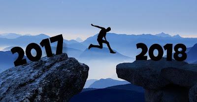 30 Kata Kata Ucapan Selamat Tahun Baru 2018, Doa dan Harapan