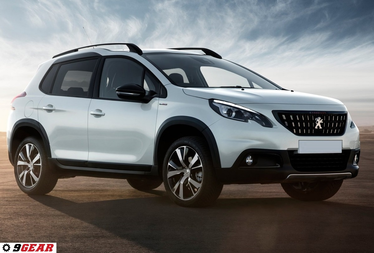 facelifted peugeot 2008 compact suv revealed car reviews. Black Bedroom Furniture Sets. Home Design Ideas