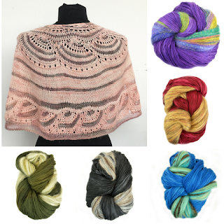 Alexandra S Crafts Yarn Black Butte