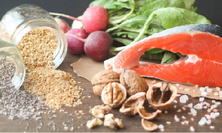 Bí quyết tăng cân nhanh: chất béo và protein lành mạnh