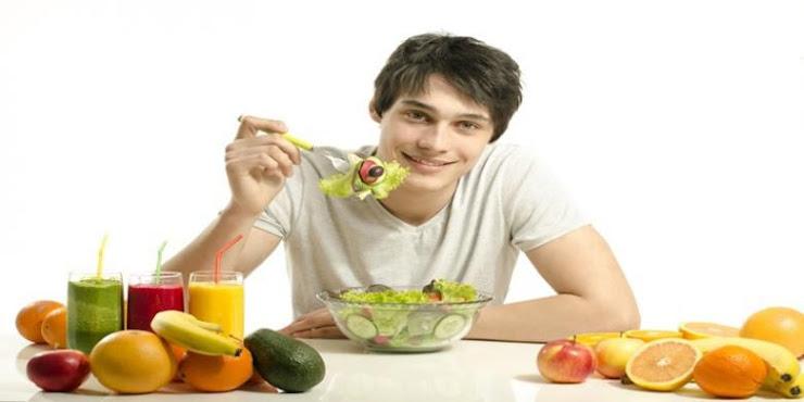 Pria Yang Lebih Suka Makan Buah dan Sayur Lebih Disukai Wanita