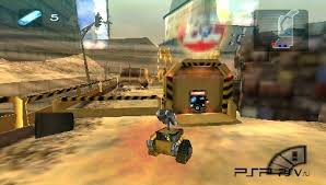 Download game WALL-E psp for pc ISO - Game Tegal