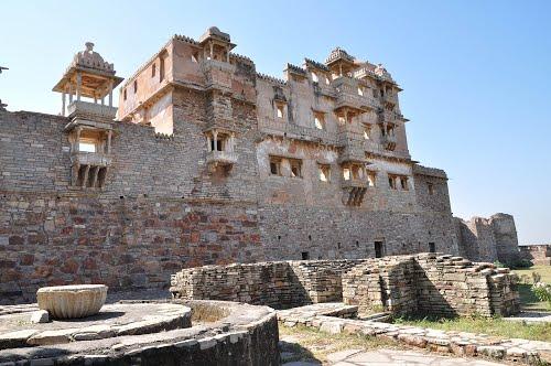 Rana Kumbha Palace Chittorgarh