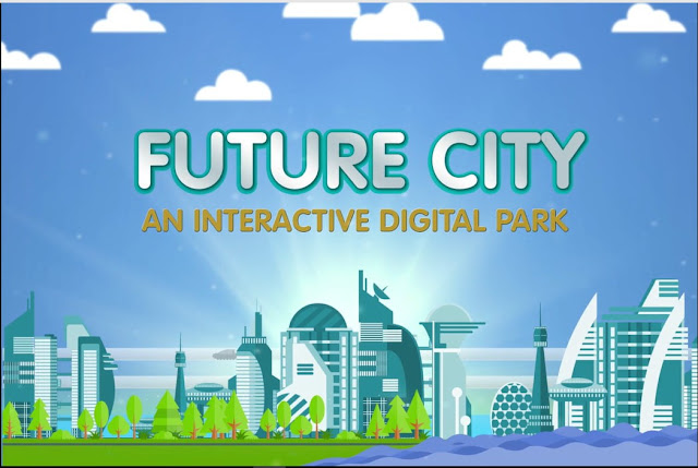 Watch out for the Pop-Up Interactive Digital Park in Manila!