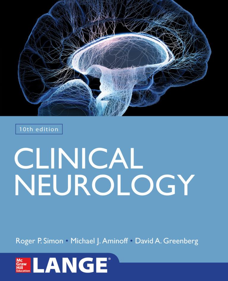 Clinical Neurology 10th ed (2018) [PDF] free download