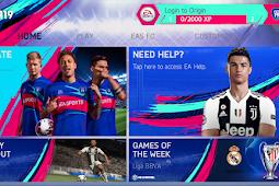 FIFA 14 MOD FIFA 19 New Update Transfer Winter Januari 2019 Android