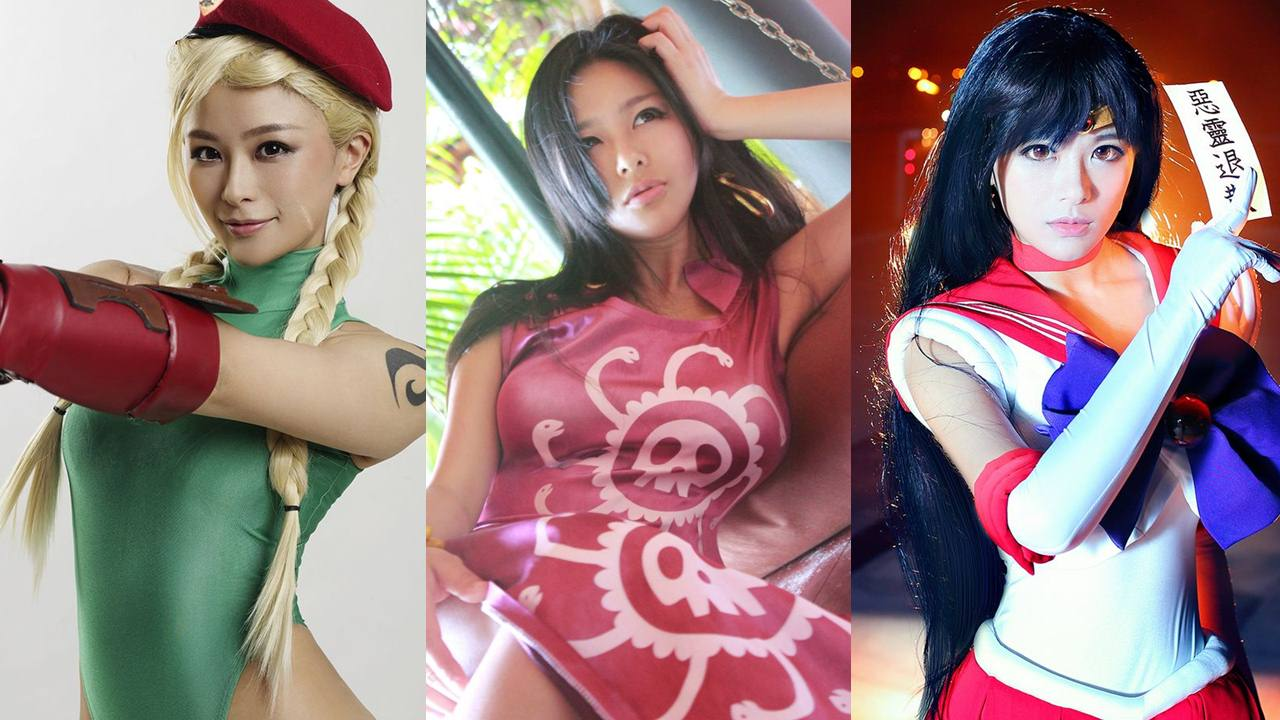 hottest cosplay photos