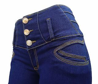 Pantalon para dama de moda en Cd. Acuña pantalones de mezclilla para dama