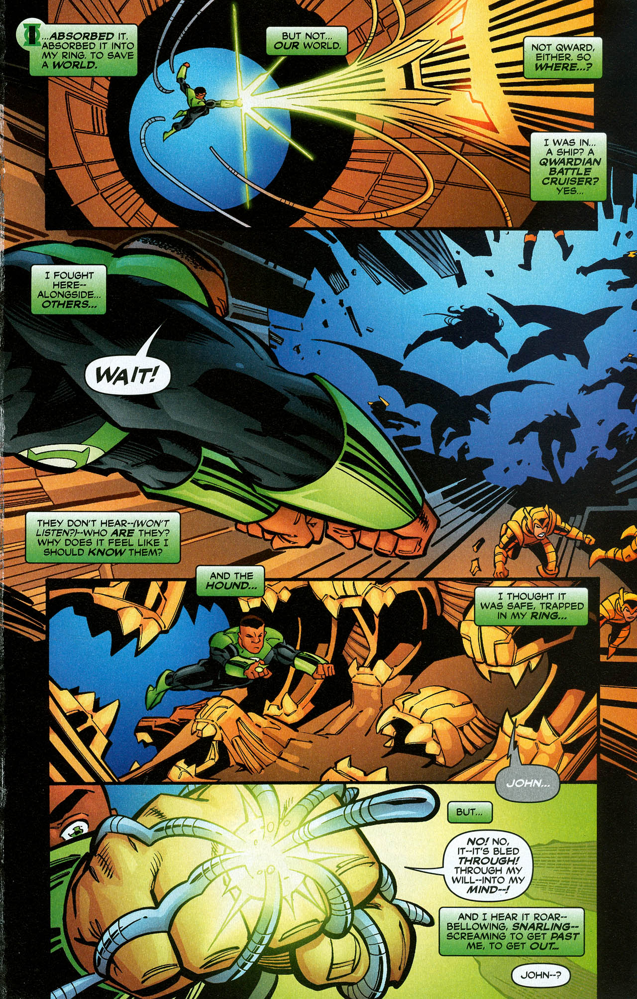 Read online Trinity (2008) comic -  Issue #21 - 21