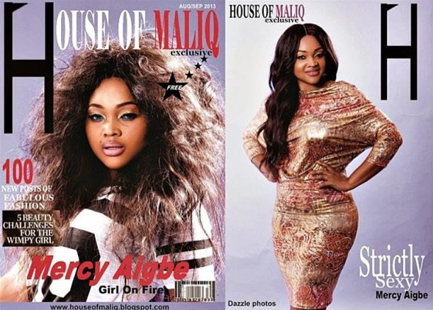 mercy aigbe house of maliq magazine