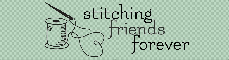Stitching Friends Forever
