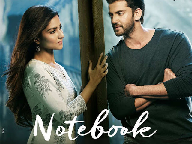 notebook movie Poster