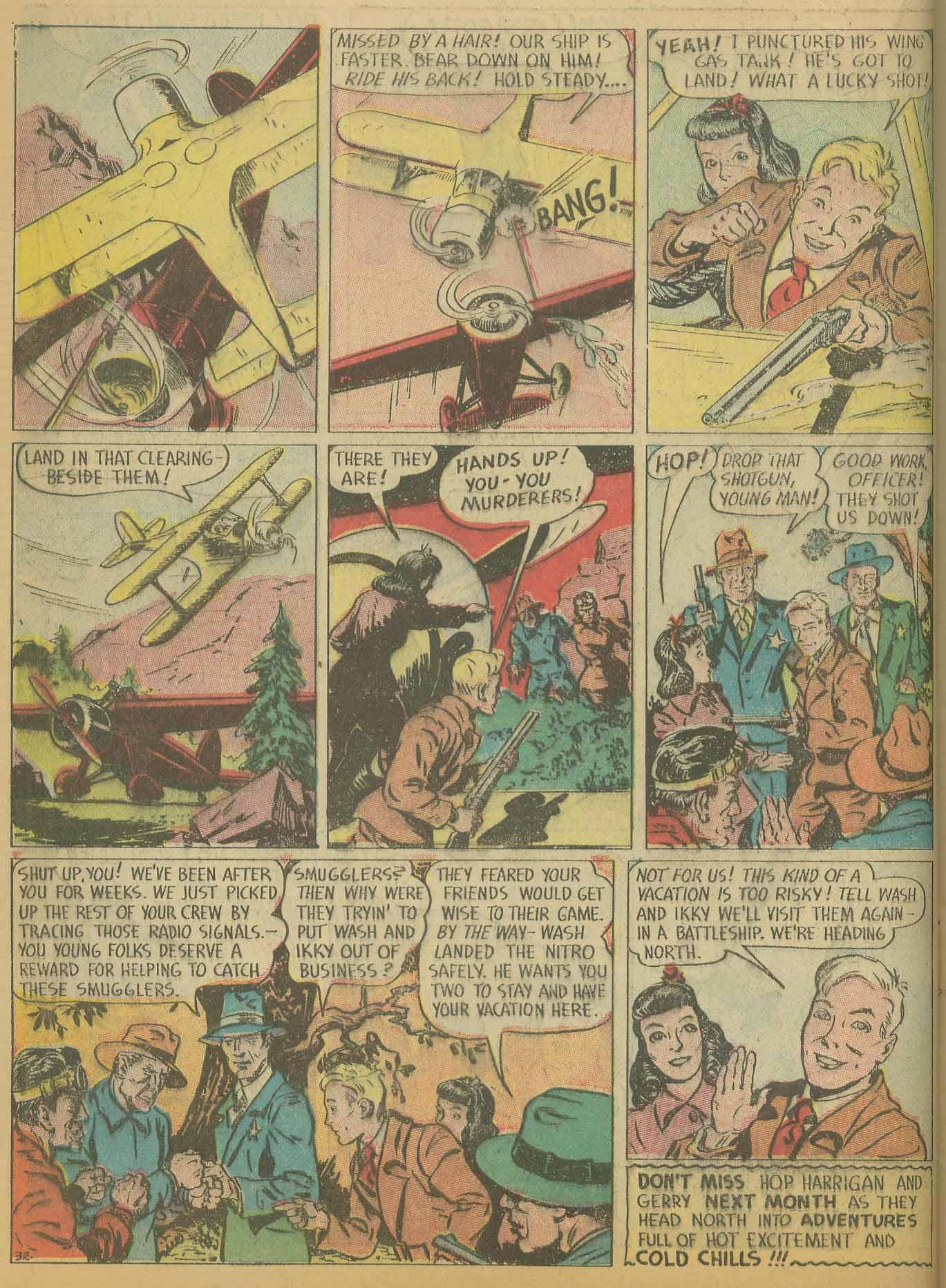 Read online All-American Comics (1939) comic -  Issue #8 - 22
