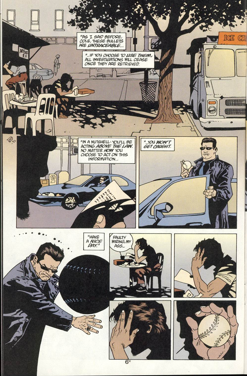 Read online 100 Bullets comic -  Issue #9 - 8