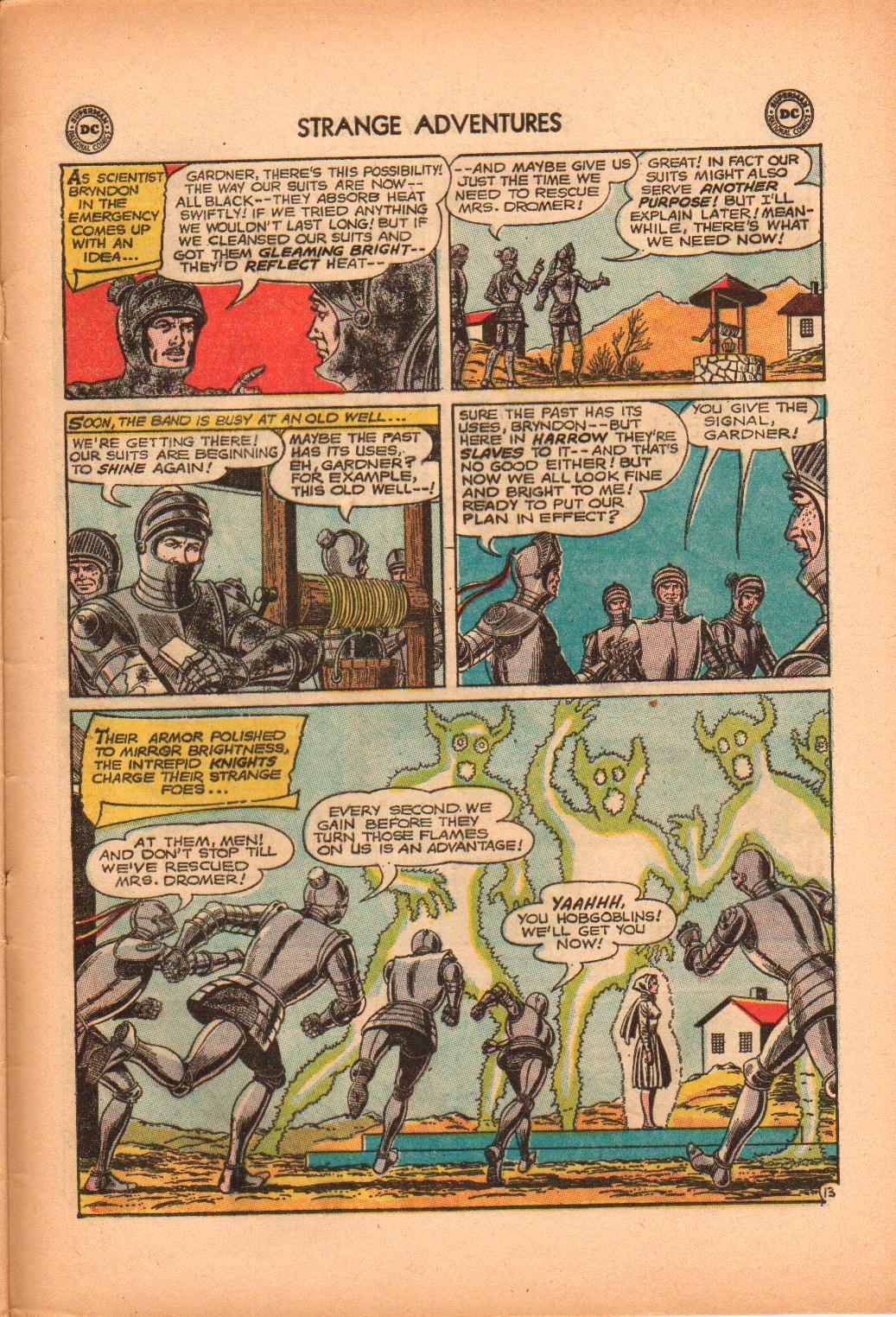Strange Adventures (1950) issue 156 - Page 29
