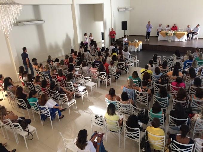 Macaíba: Secretaria Municipal de Educação faz seminário sobre educação infantil e inclusiva