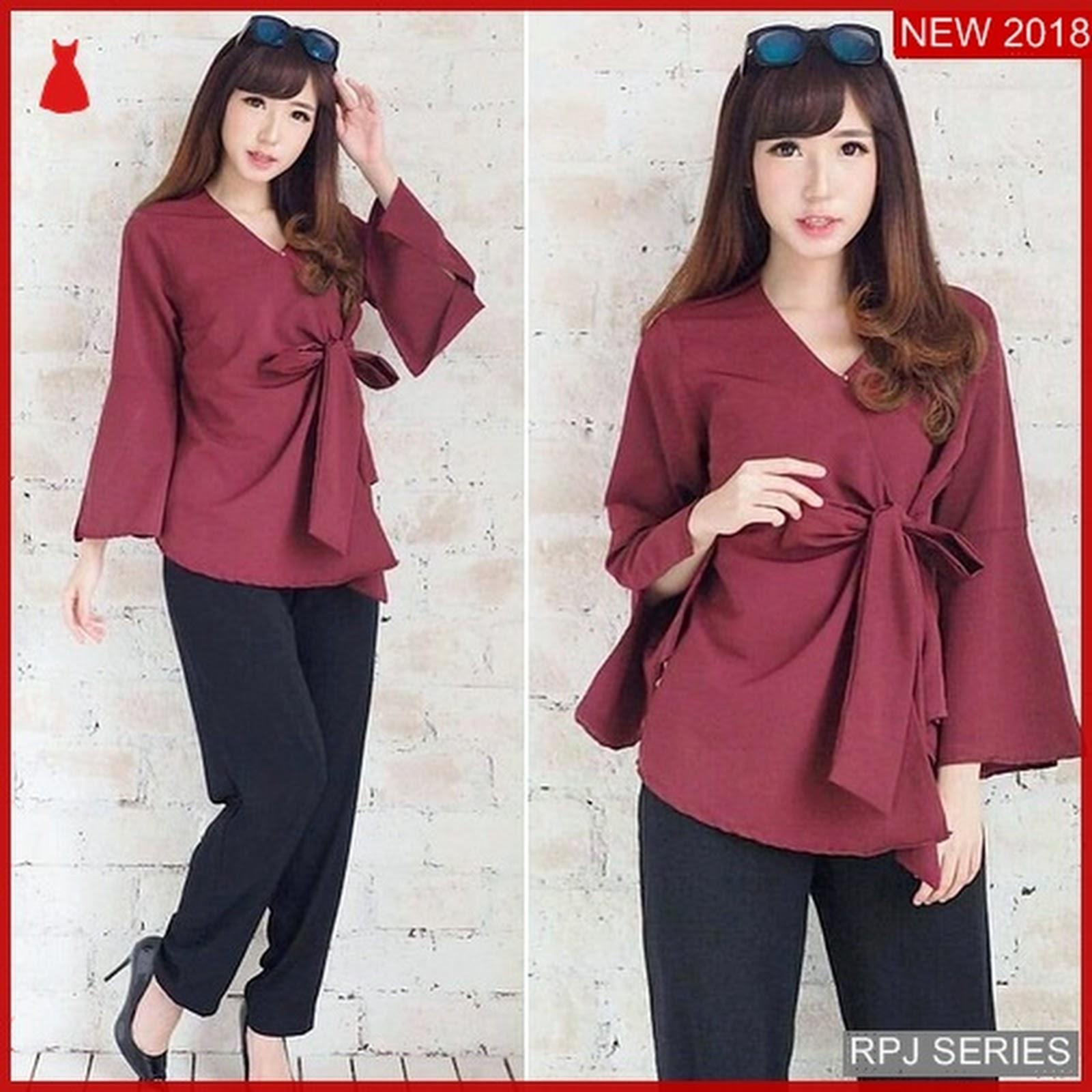 RPJ236A147 Model Atasan Regina Cantik Kimono Wanita 64985eac9a
