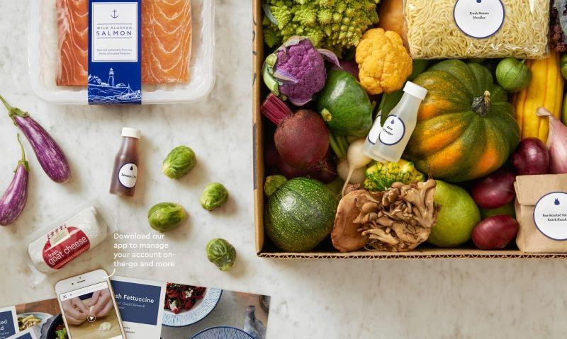 Best Food Subscription Boxes for Women - Blue Apron