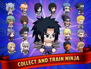 Ninja Heroes 1.0.7 Mod Apk Mega Mod Gratis Terbaru