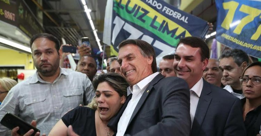 Jair Bolsonaro es el nuevo presidente de Brasil al ganar en segunda vuelta