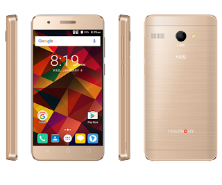 Symphony V65 Feature, Specification, Price In Bangladesh