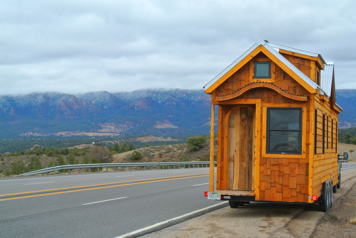 Tiny Home Designs: TINY HOUSE TOWN: The Valencia From Rocky Mountain Tiny Homes
