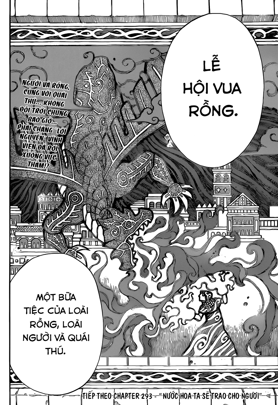 Fairy Tail Chap 292